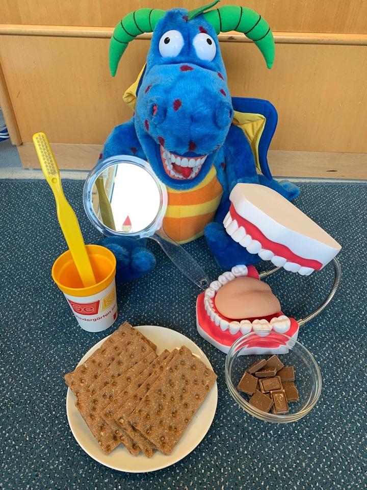 Zahnpflege, Kinder, Ernährung